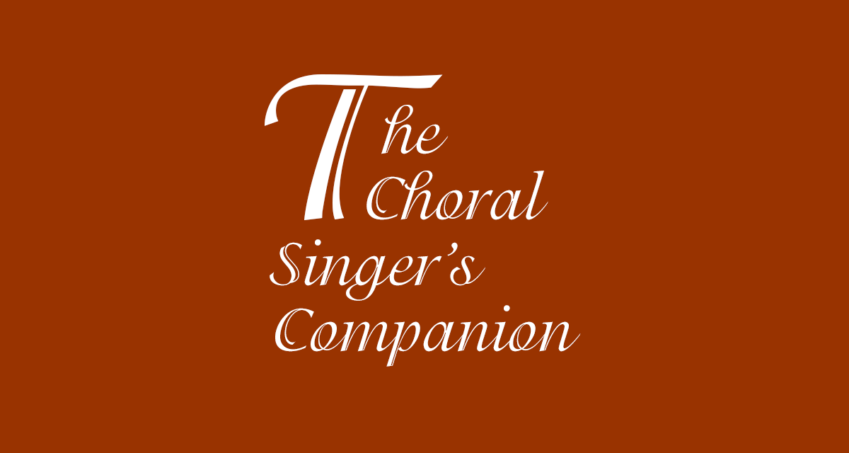 Maurice Duruflé: Requiem   The Choral Singer's Companion